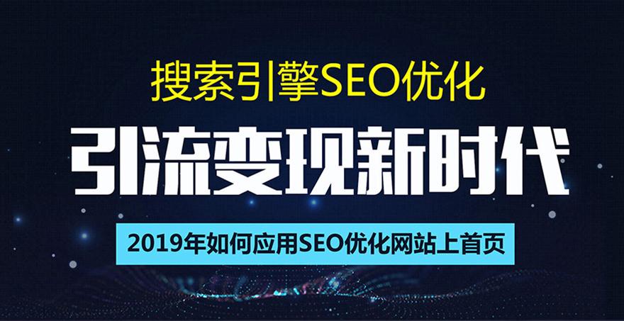 2019网站SEO优化实战VIP视频课程