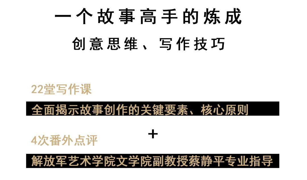 写作手法:郝景芳22堂创意思维写作课