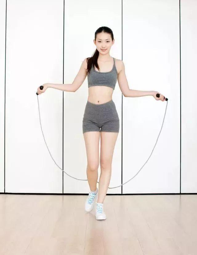 运动健身:30天跳绳运动训练营