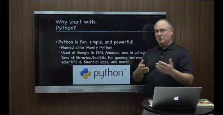 小儿编程:佩恩教授教孩子学编程视频