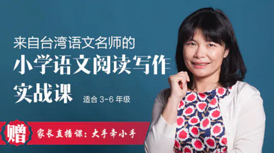 陈丽云小学语文阅读写作实战课