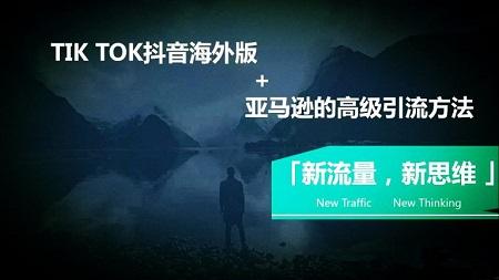 海外TikTok+亚马逊实战训练营